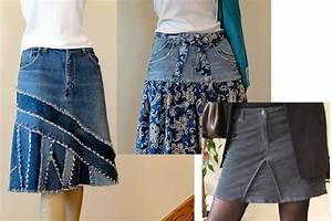 Que Faire Avec Des Vieux Jeans : recyclez vos vieux jeans couture pinterest couture jeans et vetements ~ Melissatoandfro.com Idées de Décoration