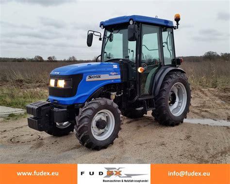 gebrauchte traktoren kaufen solis 75n traktor schlepper kein new gebrauchte traktoren gebraucht kaufen und verkaufen