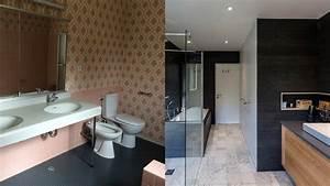 Salle De Bain Rénovation : r novation salle de bains conseils pour la pose de carrelage ~ Nature-et-papiers.com Idées de Décoration