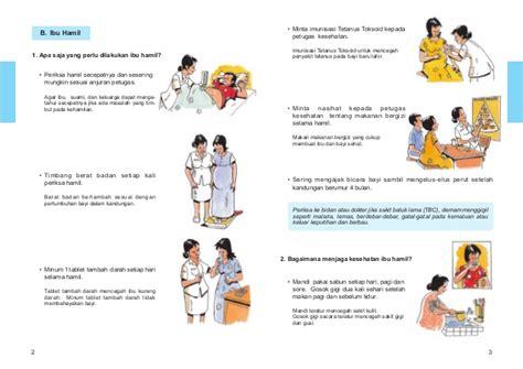 Sekolah Sambil Hamil Buku Kesehatan Ibu Dan Anak