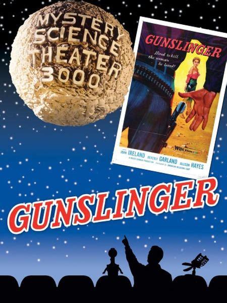 MST3K: Gunslinger | RiffTrax