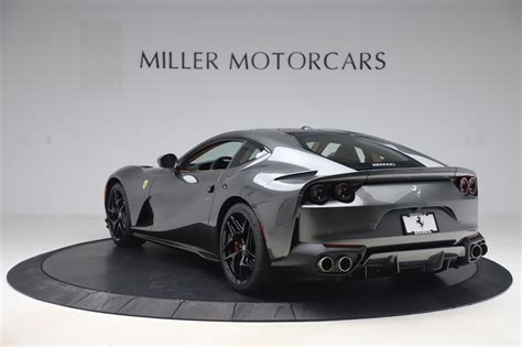 Factory warranty ends on 12/21/2022. Pre-Owned 2020 Ferrari 812 Superfast For Sale ($399,900)   Miller Motorcars Stock #4695