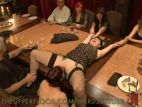 Kinky Orgy Dinner Party On Gotporn 1207618