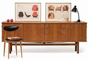 Buffet Scandinave Vintage : 10 id es d co pour une maison bobo elle d coration ~ Teatrodelosmanantiales.com Idées de Décoration