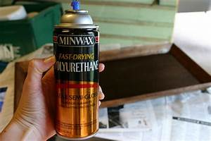 Polyurethan Beschichtung Spray : diy tray for shoes and boots checking in with chelsea ~ Jslefanu.com Haus und Dekorationen