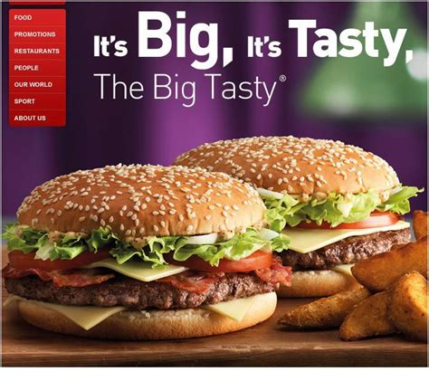 Bid Tasty Mcdonald S Big Tasty With Bacon Burger Review Burger Lad
