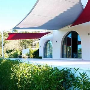 Voile Pour Terrasse : voiles d ombrage pour terrasse elegant voiles d ombrage ~ Premium-room.com Idées de Décoration