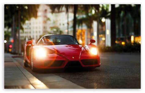 Ferrari Enzo Red 4k Hd Desktop Wallpaper For 4k Ultra Hd