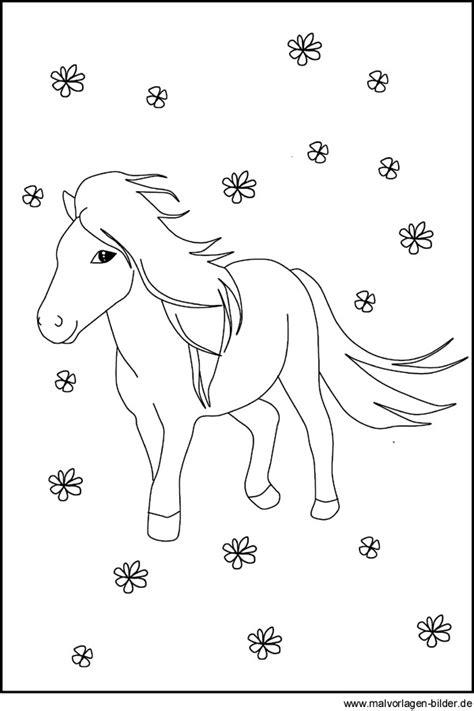 Bilder Groß Drucken by Ausmalbilder Pferde Und Ponys Kostenlos Malvorlagen Zum