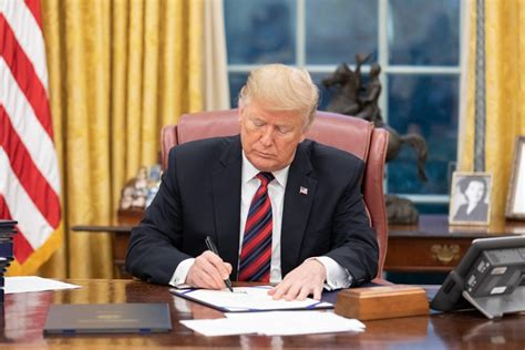 president trump sends  letter  border security