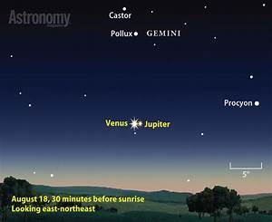 Venus and Jupiter pair up | Astronomy.com