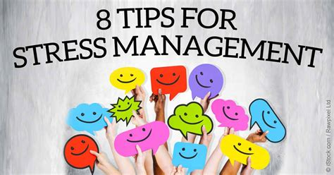 8 Stress-busting Tips From Experts