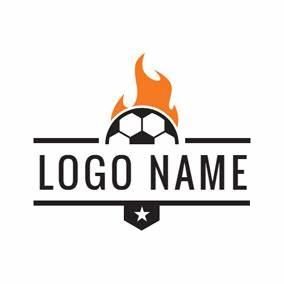 Free Football Logo Designs   DesignEvo Logo Maker