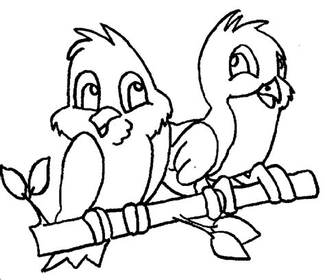 bird coloring pages for preschoolers coloring home 169 | Lcdkorqc4