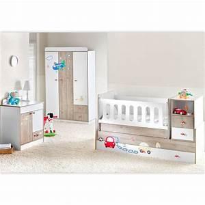 Babybett Mit Schaukelfunktion : mitwachsendes babyzimmer trafic jam mit 3 t rigem kl von 0 bis 12 jahren ebay ~ Whattoseeinmadrid.com Haus und Dekorationen
