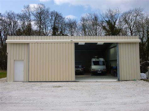 Garage Hangar by Garage M 233 Tallique Dans La Marne F 51