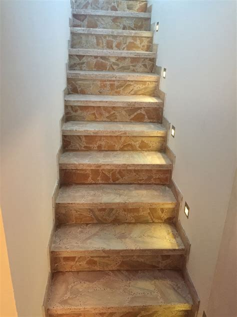 Streichen Vorher Nachher. Treppe Streichen Vorher Nachher