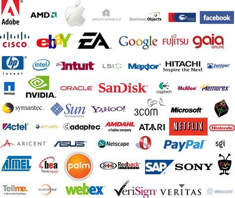 Logos Analyzed by Industry | Hugh Fox III