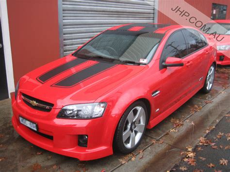 Holden Ve Commodore Track Stripe Kit Sedan Jhp