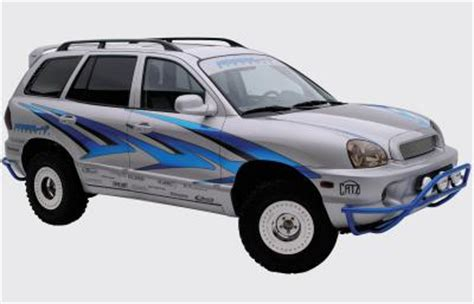 how to work on cars 2003 hyundai santa fe engine control 2003 hyundai sante fe sema car by modern imagesignworks information