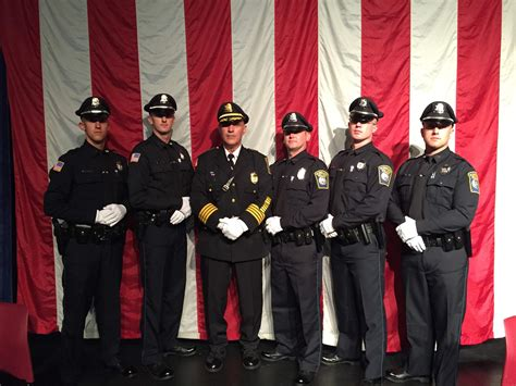 Plymouth Police add seven new officers - News - Wicked ...