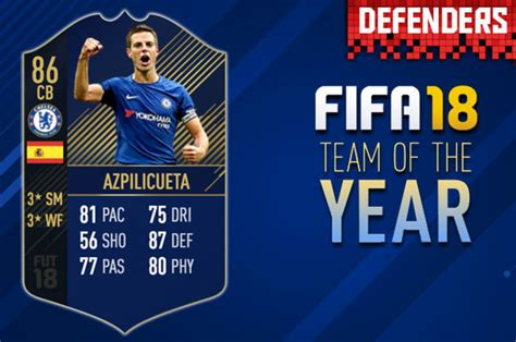 fifa  toty defenders countdown  fut ultimate team