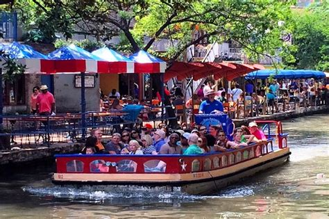 San Antonio River Boat Dinner by Postcards From San Antonio Kidventurous