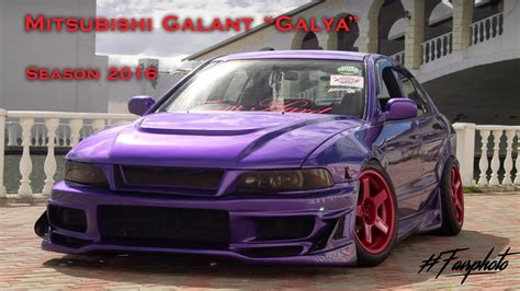team hard mitsubishi galant galya  youtube