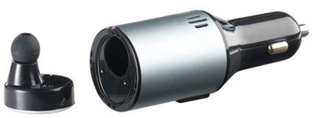 charge 4 0 ladegerät mini oreillette bluetooth 174 4 0 avec chargeur 2x usb pour prise allume cigare 12v pearl fr