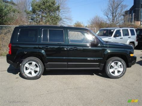 dark green jeep patriot black forest green pearl 2013 jeep patriot sport 4x4