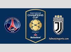 Football Highlight PSG vs Juventus Full Match ICC 2017