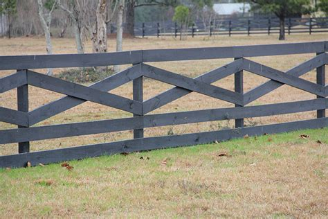 ranch style fencing  fence company