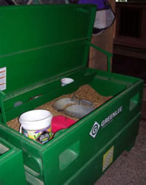 organize  feed room expert advice  horse