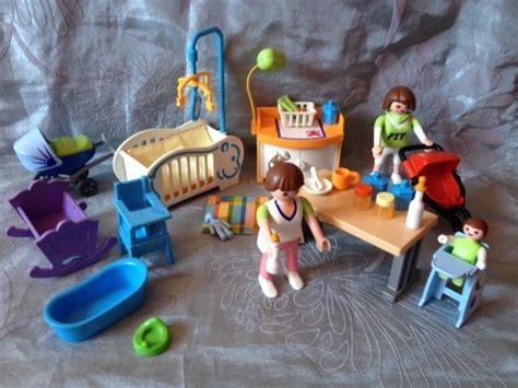 4286 Babyzimmer Playmobil » Spielzeug Lego, Playmobil Aus