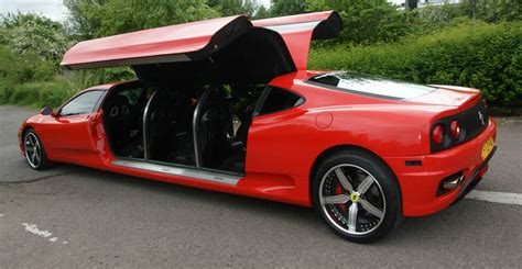 See more ideas about limo, ferrari, limousine. Cars Pictures & Information: Ferrari limousine Review