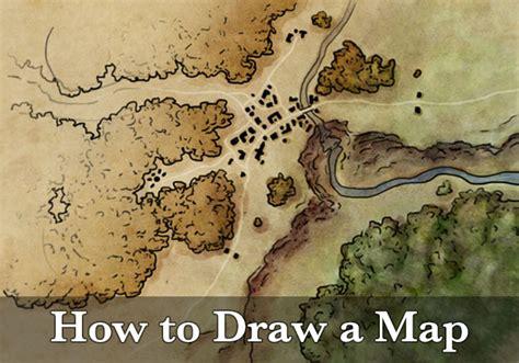 draw  map fantastic maps