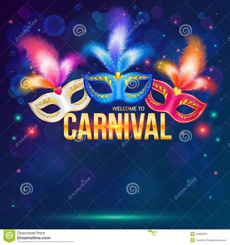 Car Wallpapers Free Psd Flyer Stock by M 225 Scaras Brilhantes Do Carnaval Na Obscuridade Fundo