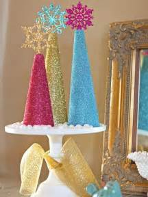 modern furniture how to make glitter christmas tree decorations 2012 ideas from hgtv