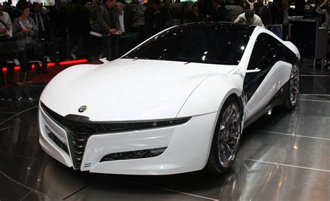 Bertone's Alfa Romeo Pandion Concept Headed To Geneva