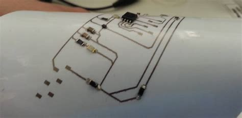 Ders Squink Lets You Print Circuit Board Fast