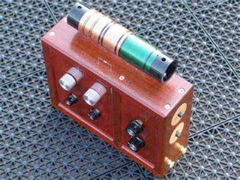 Катушка для детекторного приемника.
