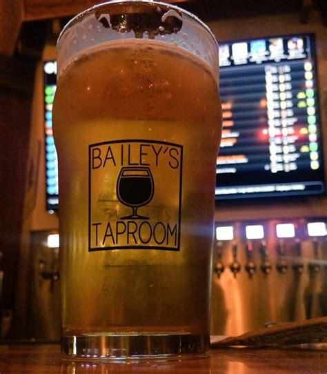 Bailey's Taproom 10th Anniversary Year Continues With