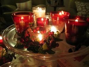 Table De Noel Traditionnelle : d coration de no l traditionnelle belles id es en images ~ Melissatoandfro.com Idées de Décoration