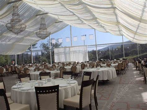 outdoor clear top party wedding tents rentals cheap