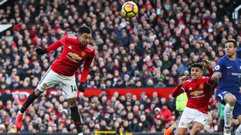 Manchester United vs. Chelsea - Football Match Report ...