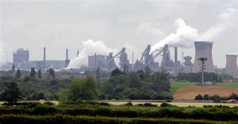 Scunthorpe named as second most polluted town in the UK in ...