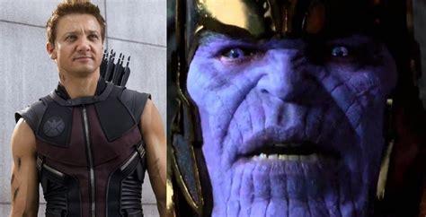 Avengers Infinity War Set Photos Reveal More Hawkeye