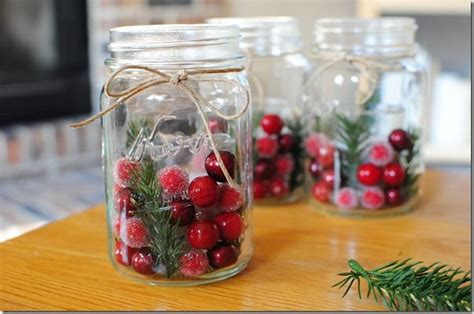 decorated christmas jars ideas ways to decorate with mason jars recycled things
