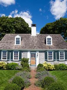 Cape Cod-Style Homes HGTV