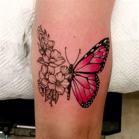 exotic butterfly tattoo ideas